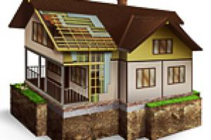Рисуем каркасный дом с нуля